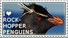 I love Rockhopper Penguins