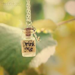 Drink Me by WishmasterAlchemist