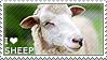 I love Sheep by WishmasterAlchemist