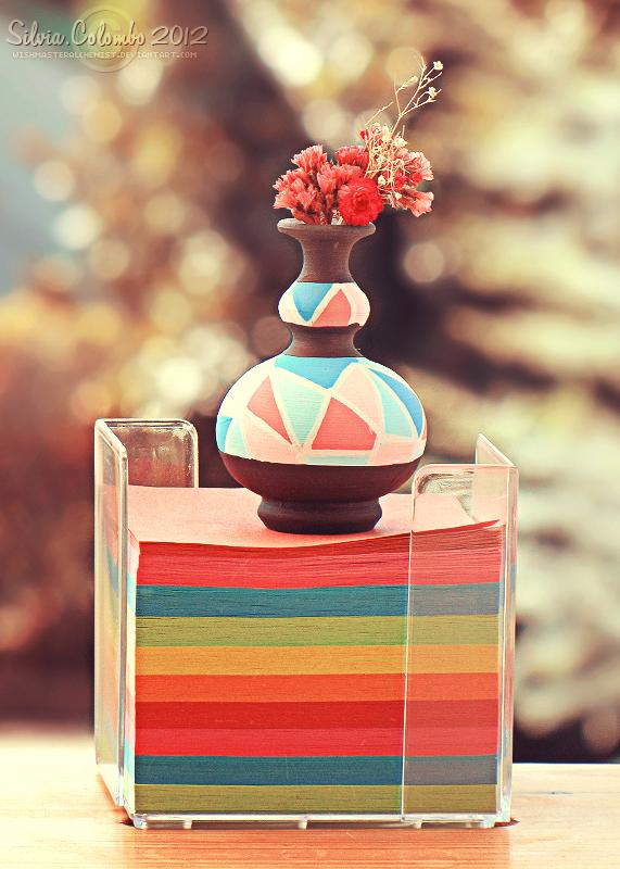 Artificial Rainbows by WishmasterAlchemist