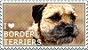 I love Border Terriers by WishmasterAlchemist