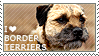 I love Border Terriers by WishmasterAlchemist
