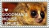I love Goodman's Mouse Lemurs by WishmasterAlchemist