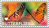 I love Butterflies