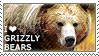 I love Grizzly Bears by WishmasterAlchemist