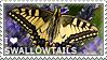 I love Swallowtails