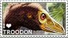 I love Troodon