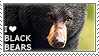 I love Black Bears by WishmasterAlchemist