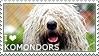 I love Komondors by WishmasterAlchemist