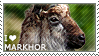 I love Markhor by WishmasterAlchemist
