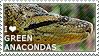 I love Green Anacondas by WishmasterAlchemist