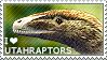 I love Utahraptors by WishmasterAlchemist
