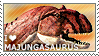 I love Majungasaurus by WishmasterAlchemist