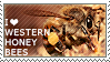 I love Western Honey Bees by WishmasterAlchemist