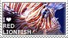 I love Red Lionfish by WishmasterAlchemist