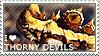 I love Thorny Devils