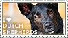 I love Dutch Shepherd Dogs by WishmasterAlchemist