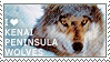 I love Kenai Peninsula Wolves