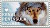 I love Kenai Peninsula Wolves by WishmasterAlchemist