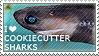 I love Cookiecutter Sharks