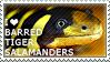 I love Barred Tiger Salamanders by WishmasterAlchemist