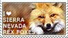 I love Sierra Nevada Rex Foxes by WishmasterAlchemist