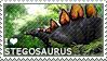 I love Stegosaurus by WishmasterAlchemist