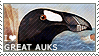 I love Great Auks by WishmasterAlchemist