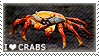 I love Crabs by WishmasterAlchemist
