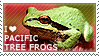 I love Pacific Tree Frogs by WishmasterAlchemist