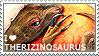 I love Therizinosaurus by WishmasterAlchemist