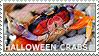 I love Halloween Crabs by WishmasterAlchemist