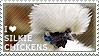 I love Silkie Chickens by WishmasterAlchemist