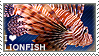 I love Lionfish