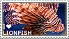 I love Lionfish by WishmasterAlchemist