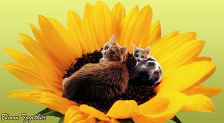Bloom Together by WishmasterAlchemist