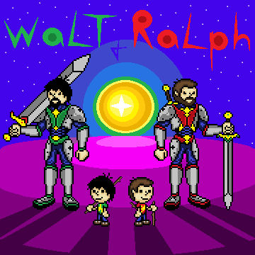 Walt and Ralph
