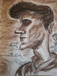 Caricature of a friend - Eric by DeliriousAL