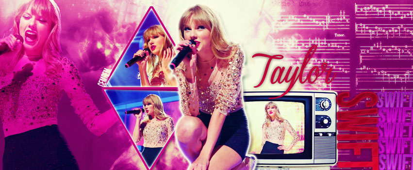 Taylor FB Cover by CemreDrew