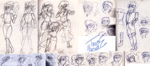.:TroiseMaselle Character Designs:.