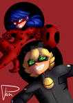 .:It's Ladybug! (and Chat Noir!):.