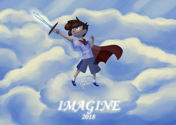 .:IMAGINE:. (text)