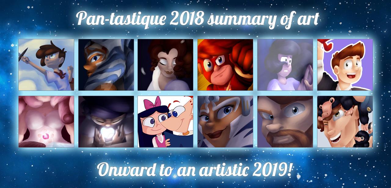 .:2018 Summary of Art:.