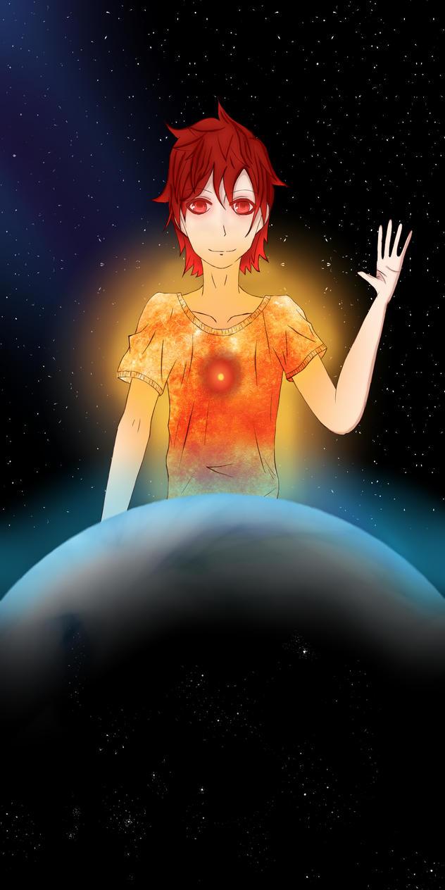 Sun! (Thamus) by Gabuchibi