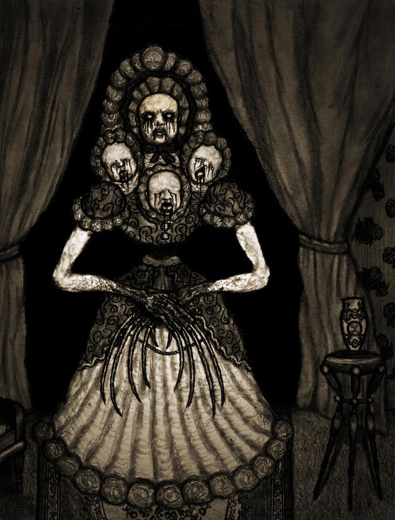 Nightmare Dolly by Pyramiddhead