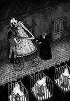 Bella The Nightmare Carriage by Pyramiddhead