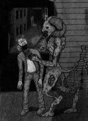The Cruelty Of Beasts by Pyramiddhead
