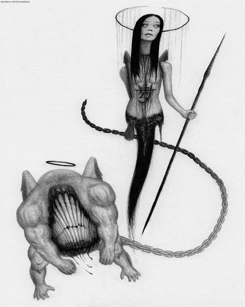 Huntress by Pyramiddhead