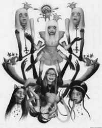 Magical Girl Violation Princess by Pyramiddhead