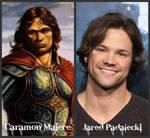 Dragonlance Cast : Caramon